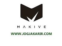 Lowongan Kerja Jogja Agustus 2020 Desain Grafis di Makive