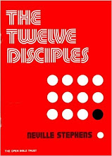 "PROLIFIC AUTHOR NEV STEPHENS ON ""THE TWELVE DISCIPLES""!"