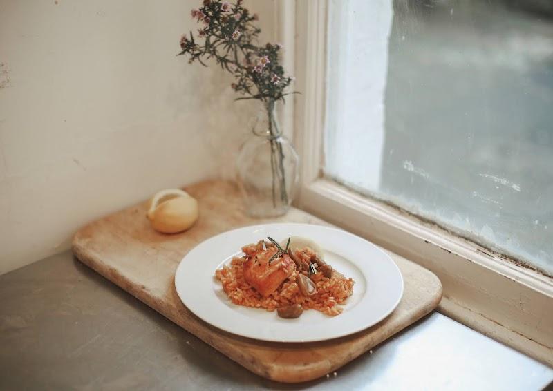 Rêveuse Recipe: Classic Chicken Paella Recipe
