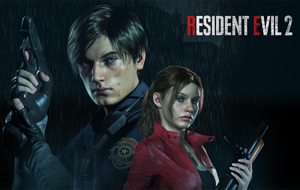 Resident Evil 2 Remake Resident