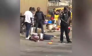Police Officer Shoots Young Man To Death In Lagos (Photo)