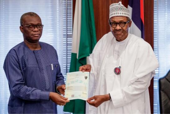 WAEC Issues President Buhari Original Certificate