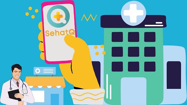 sehatq.com chat dokter