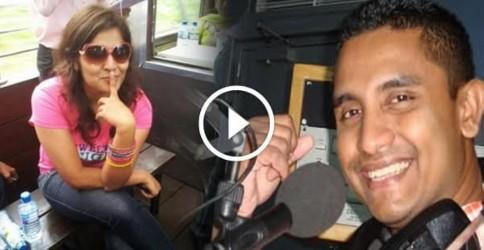 DJ Ara & Pasbara Firsh Show in Siyatha FM