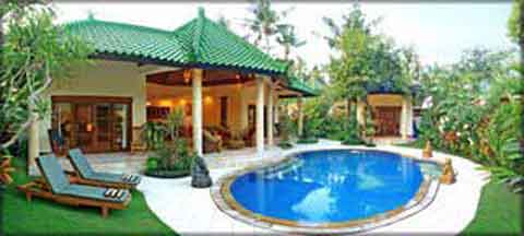 Bali Luxury Villa Rentals Starting at $125.00 ++