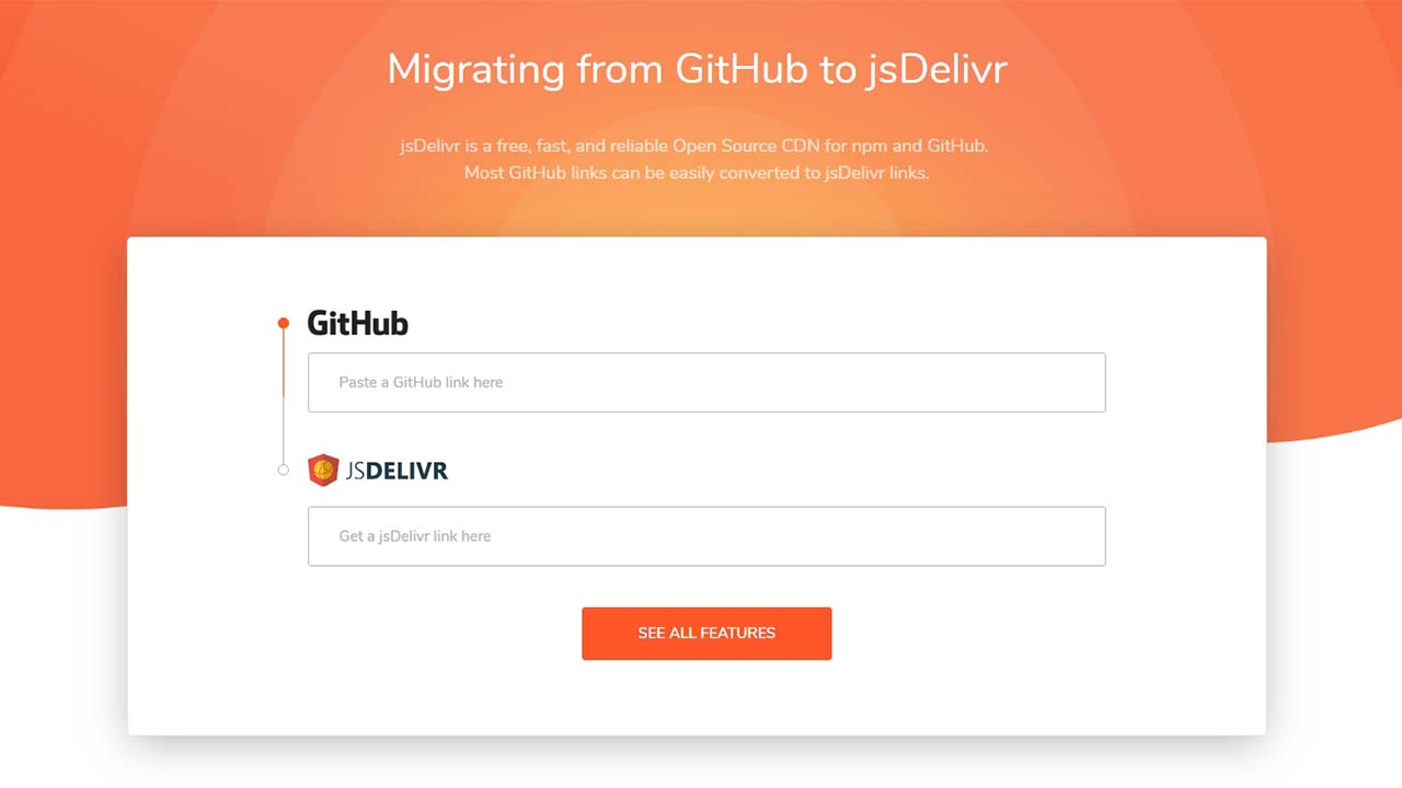 Cara Menggunakan jsDelivr Untuk File Github