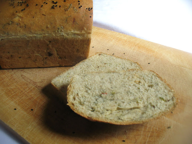 Indian Spiced Bakery-Style Bread