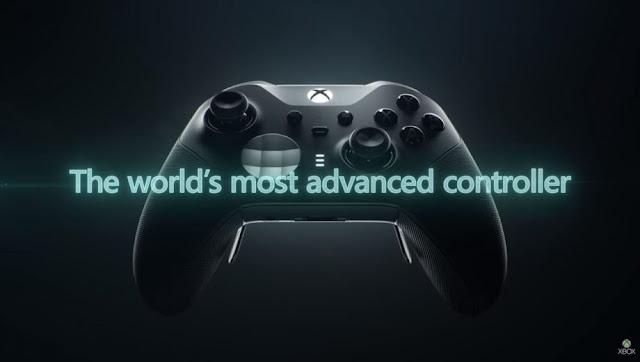 Microsoft estrena video de unboxing, el nuevo mando Elite para Xbox One y PC.