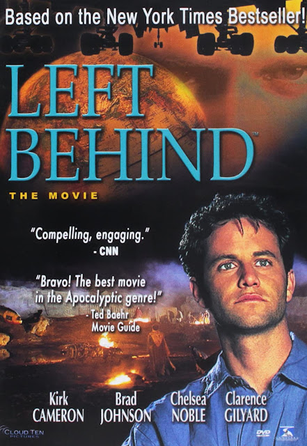Left Behind Movie on Prime