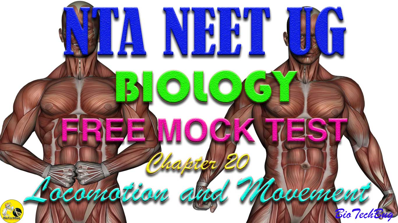 biology mock test for neet chapter wise
