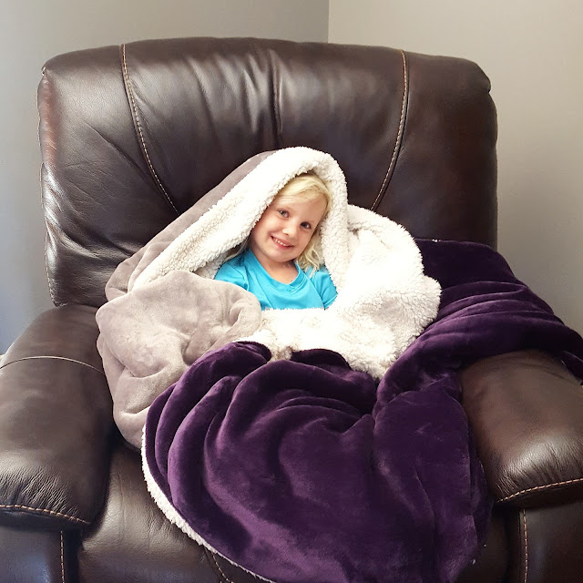 Amazon: Queen Size Sherpa Blankets only $40 (reg $80) & Smaller Sizes Too!