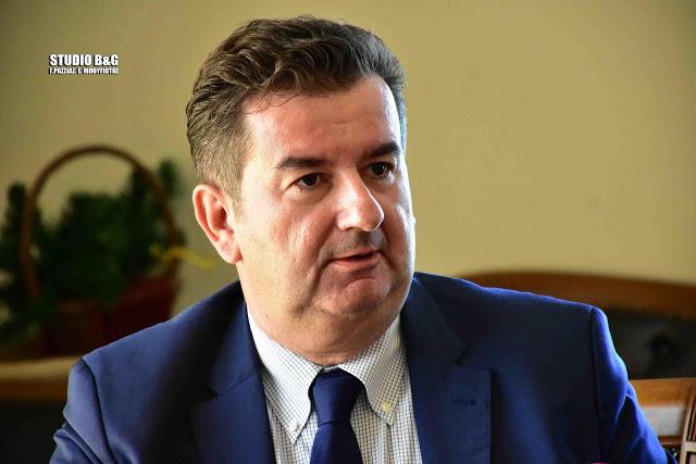 Ο Ι. Μαλτέζος για το νέο αυστηρό lockdown στην Αργολίδα: Είναι αρκετά ανεβασμένο το ιικό φορτίο στον πληθυσμό (ηχητικό)
