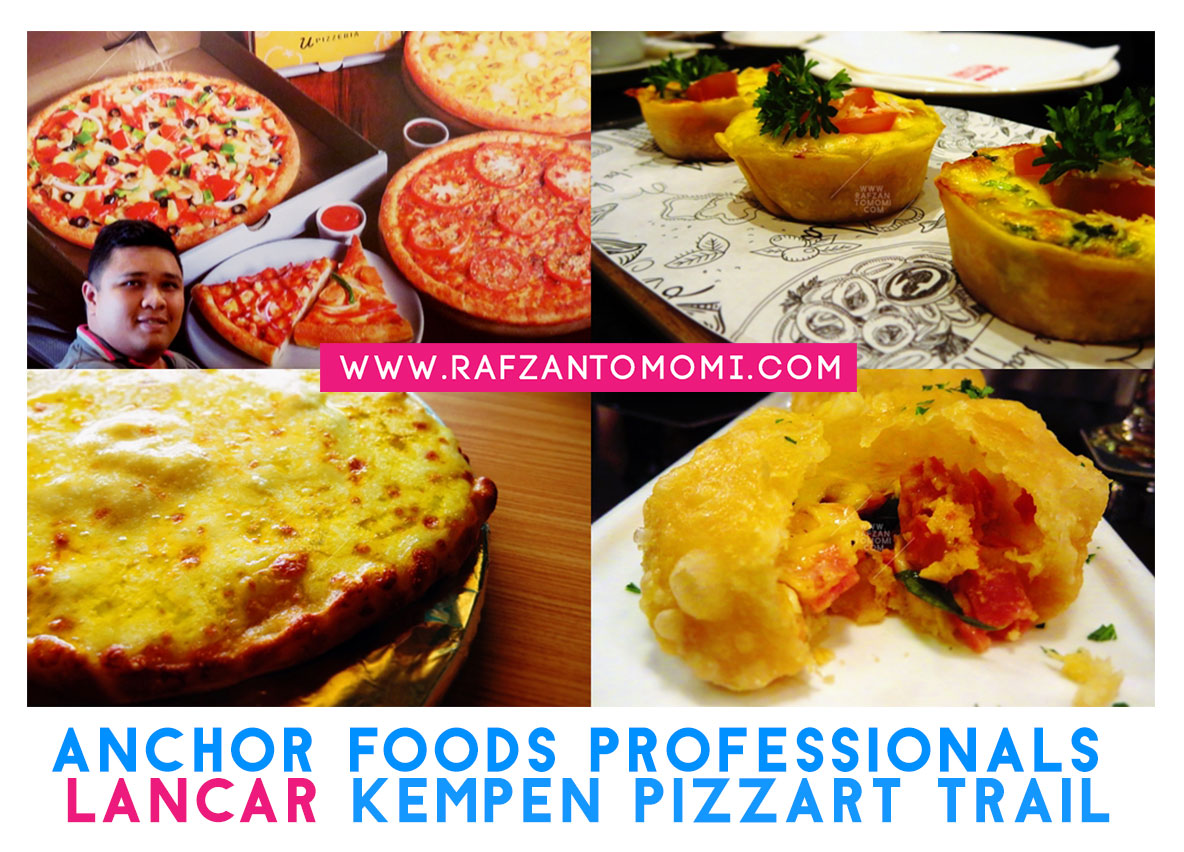 Anchor Foods Professionals Lancar Kempen PizzArt Trail