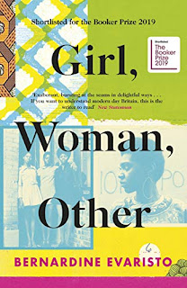 Girl, Woman, Other  by Bernardine Evaristo on Nikhilbook