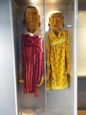 museum wayang angker