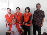 Korupsi Proyek Penyediaan Air Minum, KPK Jebloskan Satu Keluarga ke Penjara