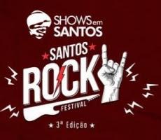 Santos Rock Festival 2019 acontece próximo final de semana, conheça cada uma das atrações