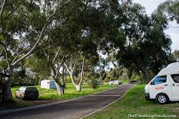 [Penginapan] Caravan Park di Kangaroo Island