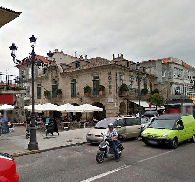 Baiona (Pontevedra).
