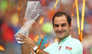 Federer wins Miami for 101st career title