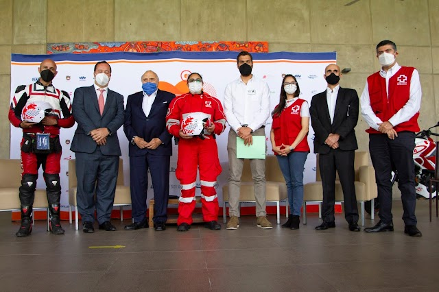 México lidera Iniciativa Fia Safe And Affordable Helmet Programme para promover el uso responsable de motocicleta y prevenir accidentes