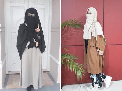 Fashion Wanita Bercadar