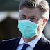 Hrvatski premijer Andrej Plenković hitno testiran na koronavirus