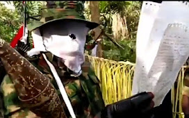 Niger Delta Militants Threaten To Attack Abuja And Lagos (Video)