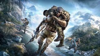 Ghost Recon Breakpoint - Gameplay do game é demonstrado pela Ubisoft