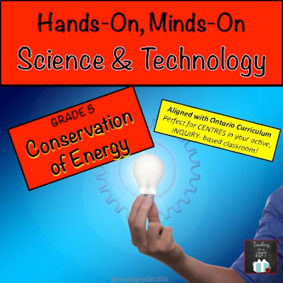 Photo of CONSERVATION OF ENERGY:Hands On Minds On Science Centers @teachingisagift.blogspot.ca