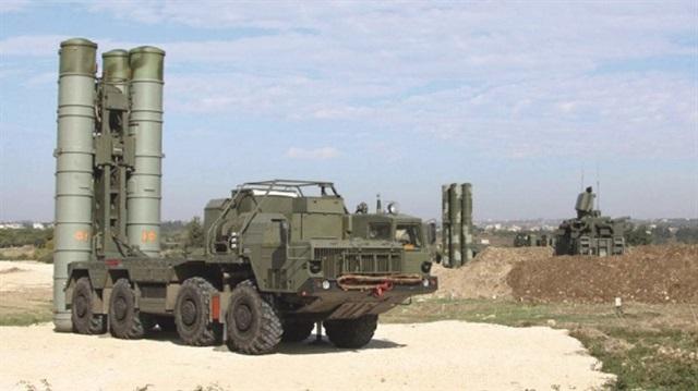 روسيا تسليم تركيا صواريخ من طراز اس 400