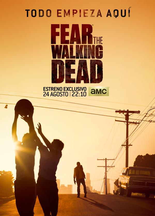 Fear The Walking Dead Temporada 1 a la 6 Dual 720p