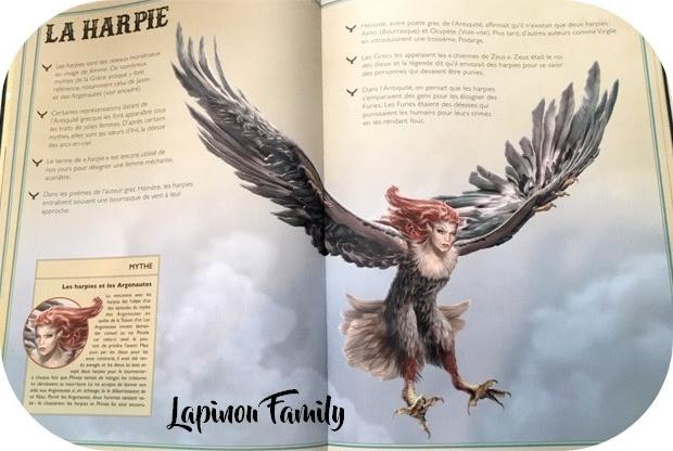 livre extraordinaire creatures fantastiques 2