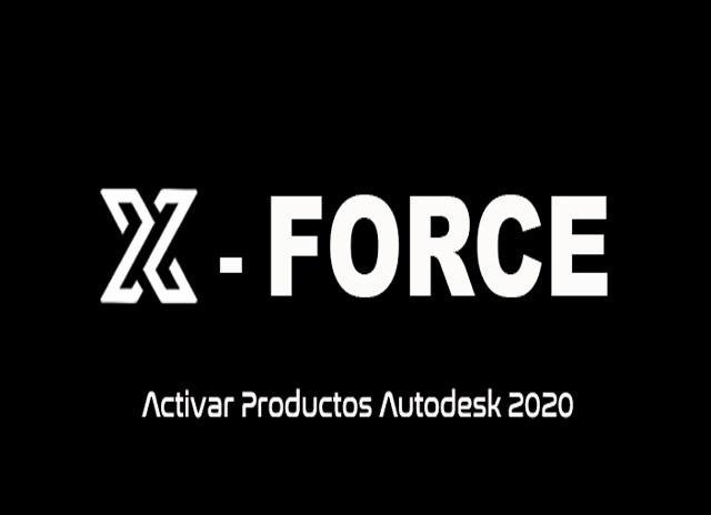 X Force 2020 Keygen -