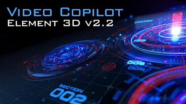 Plug-in Element 3D V.2 ດາວໂຫລດຟຣີ!!