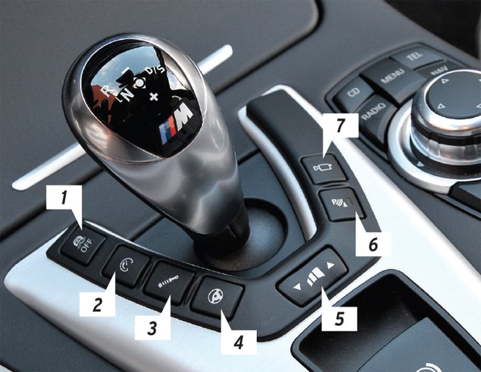 F10 M5 Car Blog: Dual Clutch Transmission