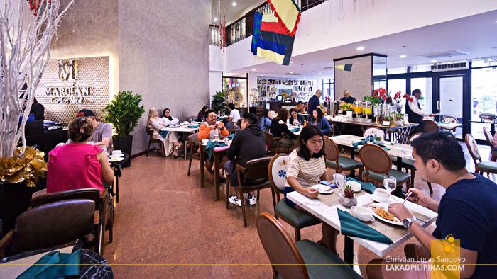 Marcian Garden Hotel Zamboanga Restaurant