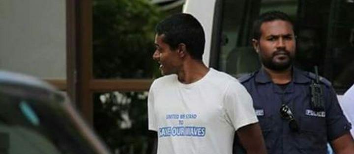 detenidos maldivas