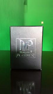 MP 5 MANGGATA PLATINUM