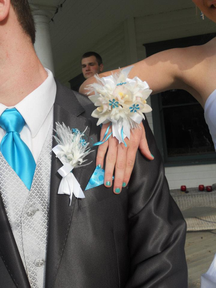 Prom Flowers: May 2012