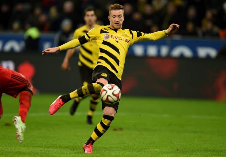 Dortmund Tanpa Reus untuk 2 Pertandingan ke Depan
