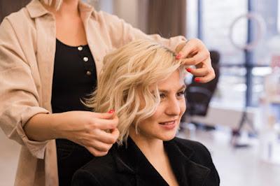 Ombreli Kısa Saç Modelleri