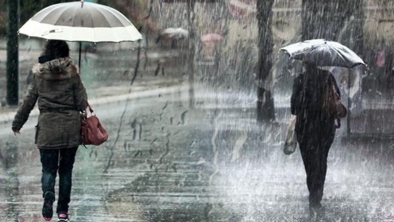 Θράκη: Νέα επιδείνωση του καιρού με ισχυρές βροχές, καταιγίδες, χαλαζοπτώσεις και θυελλώδεις ανέμους