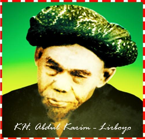 KH. Abdul Karim - Lirboyo