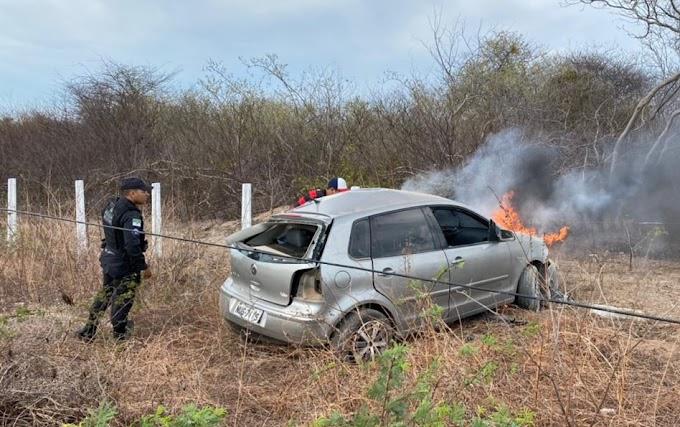 Acidente com vítima fatal na RN-013 em Tibau