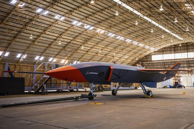 Boeing mở nhà máy sản xuất chiến đấu cơ tự hành ở Úc