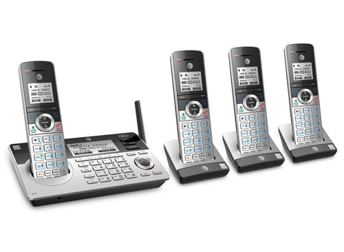 AT&T TL96477 DECT 6.0 Expandable Cordless Phone