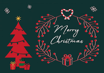 red christmas background images