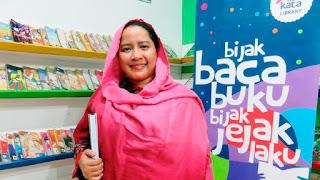 [Video] Percikan Nasihat Gus Dur Semasa Hidup Mengubah Jalan Hidup Iffa Suraiya, Ini Kisahnya