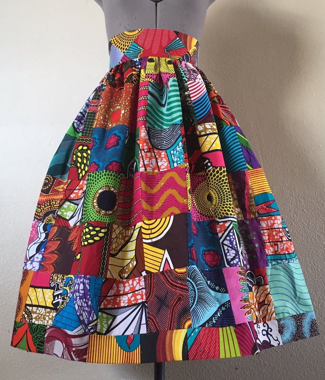 african print skirts 2019 latest ankara styles